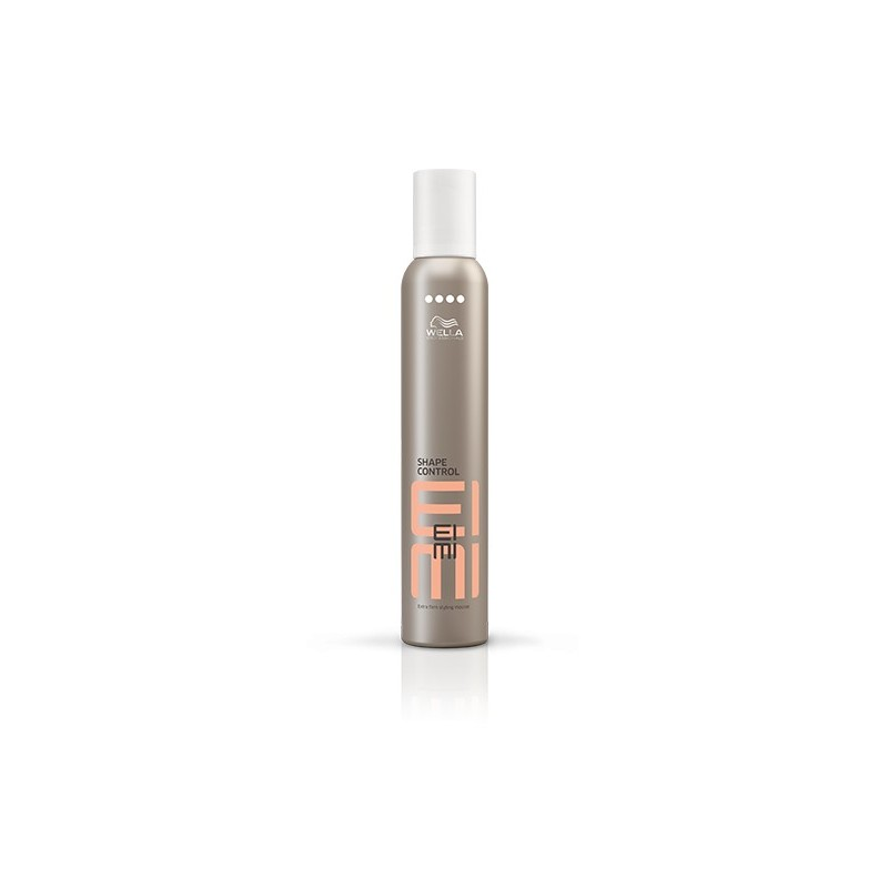 High hair espuma shape control ultrafuerte 500ml wella