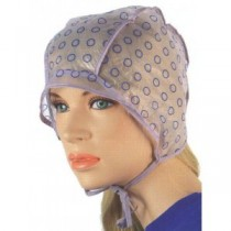 Gorro mechas doble capa