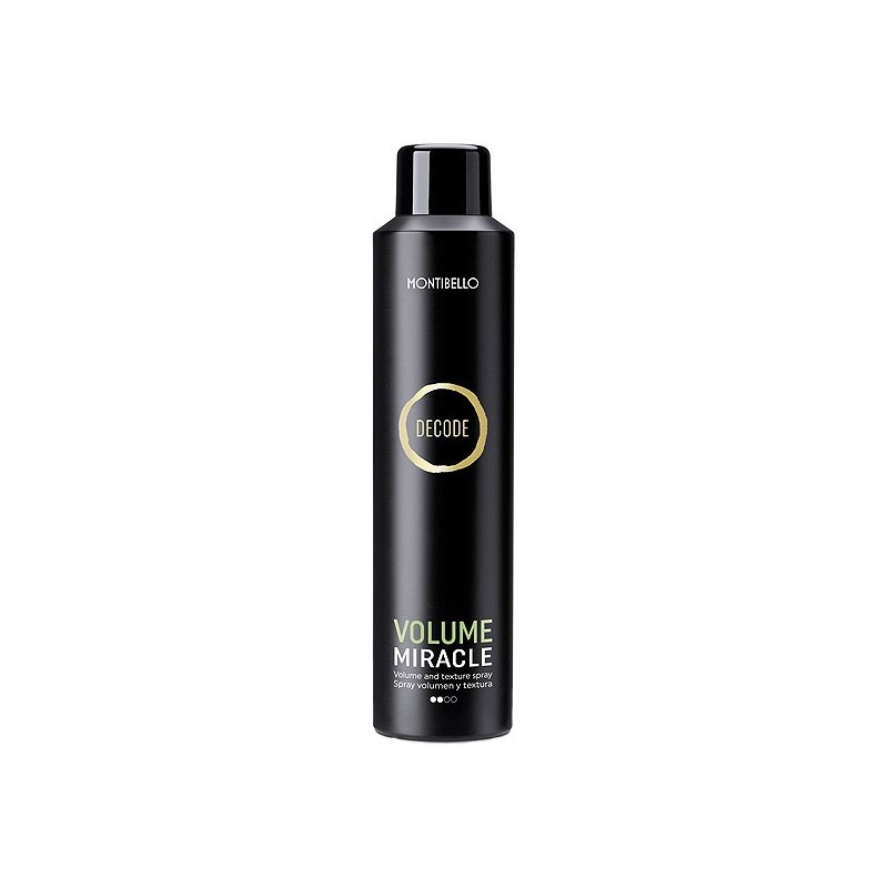 Volume Miracle spray volumen Decode 250 ml