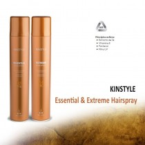 Kinstyle  hairspray firm...