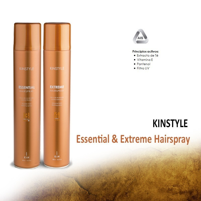 Kinstyle  hairspray firm 500 ml