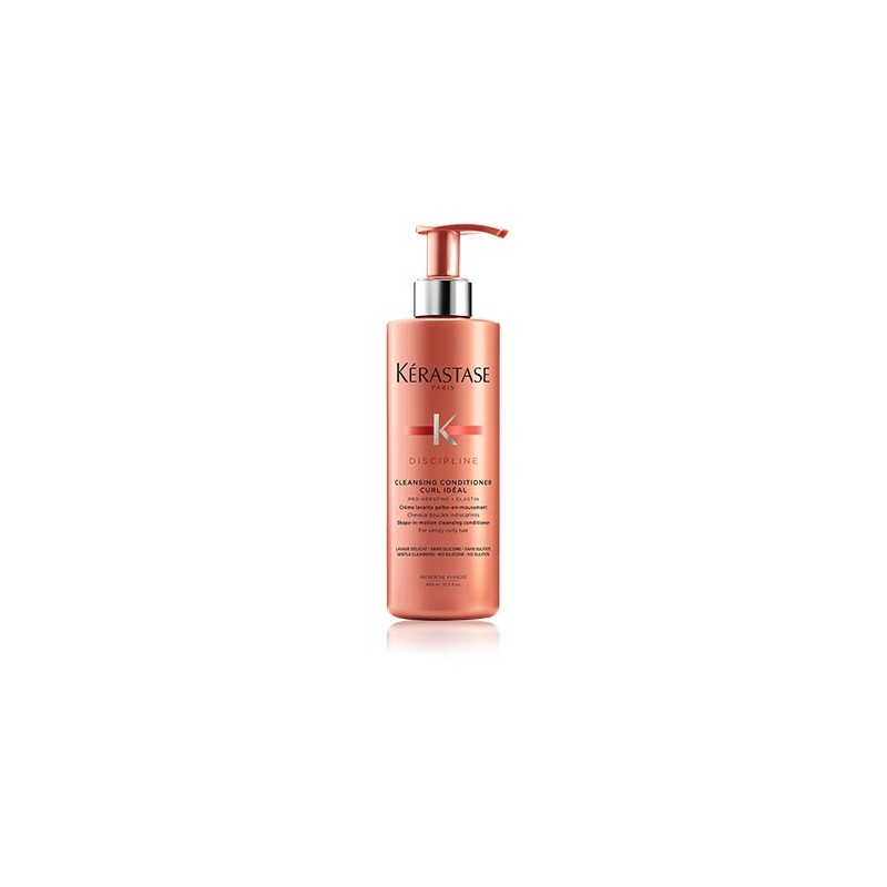 Bain Curl Ideal Discipline 400ml Kerastase