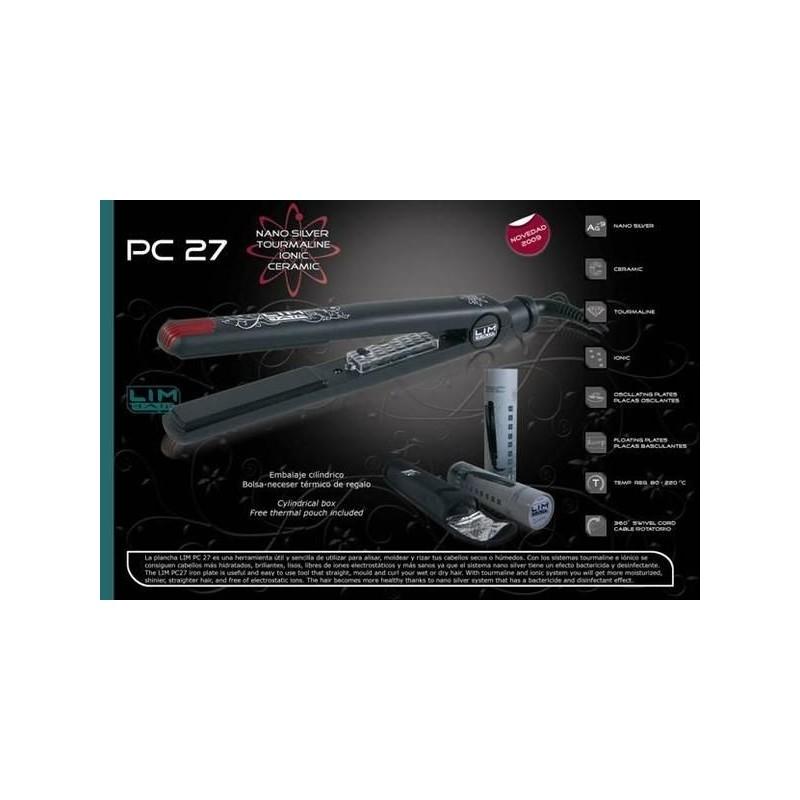 Plancha PC27 nanotitanium Lim