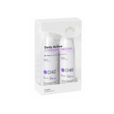 Pack Shampoo & Conditioner Erayba 250 ml
