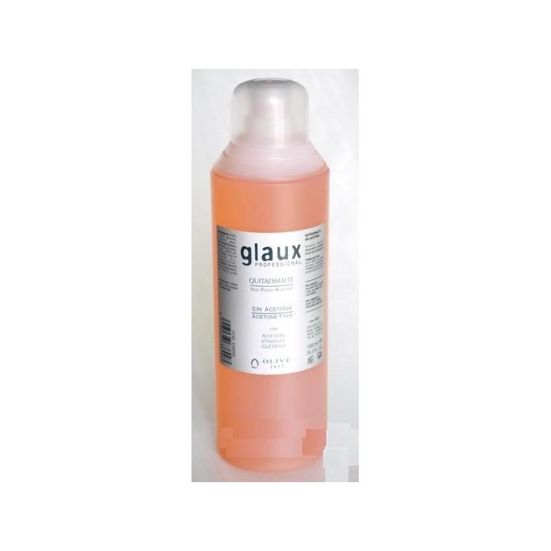 Quitaesmalte sin acetona glaux