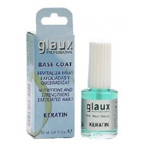 Base tratante con keratina Glaux Top coat