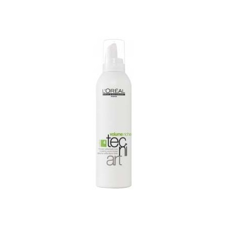 Espuma tecni art volume riche force l'Oreal