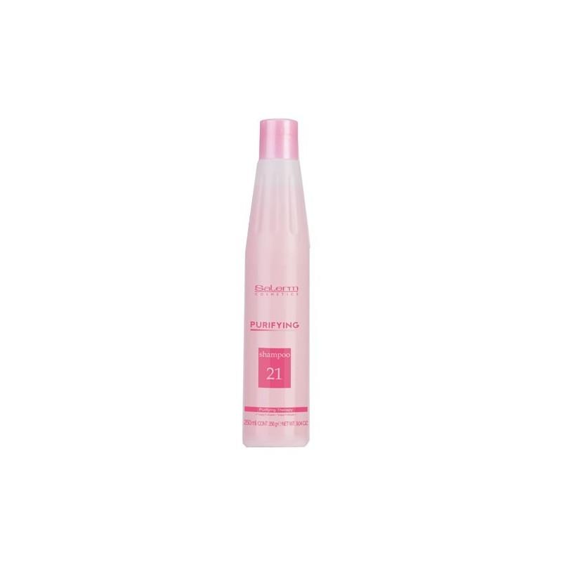 champu purificante Salerm 250 ml