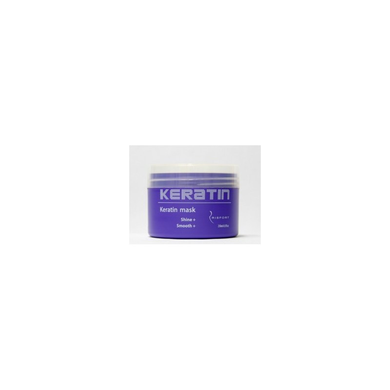 Keratin mask Risfort 250 ml