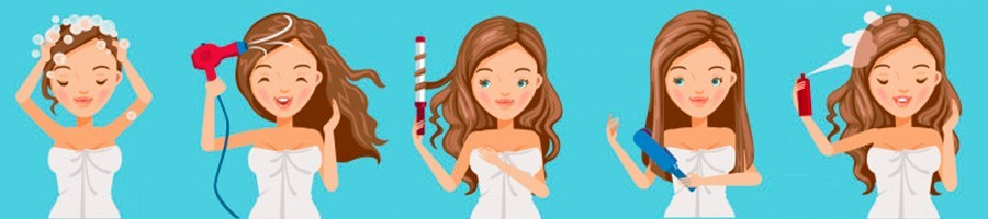 Categoria Cuidado del cabello - Web integramente dedicada a los productos de Peluqueria y Cosmeticos - Onadas